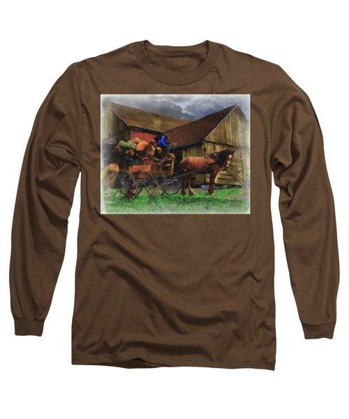 Rag Man Long Sleeve T-Shirt