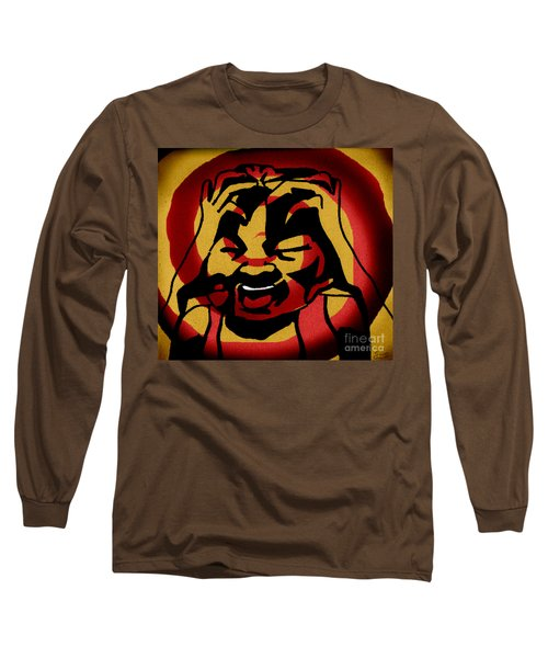 Rage Long Sleeve T-Shirt by Samantha Geernaert