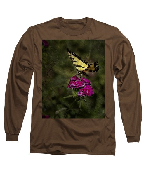 Ragged Wings Long Sleeve T-Shirt