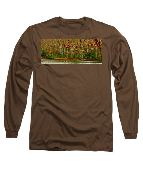 Rain At The Pumpie Long Sleeve T-Shirt