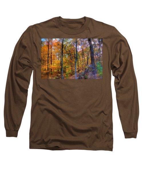 Rainbow Woods Long Sleeve T-Shirt