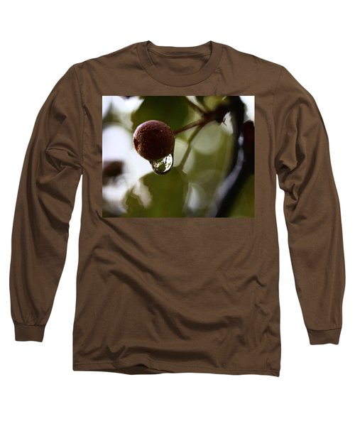 Raindrop Reflection 1 Long Sleeve T-Shirt