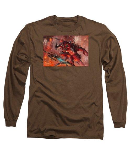 Rakdos Cackler Long Sleeve T-Shirt