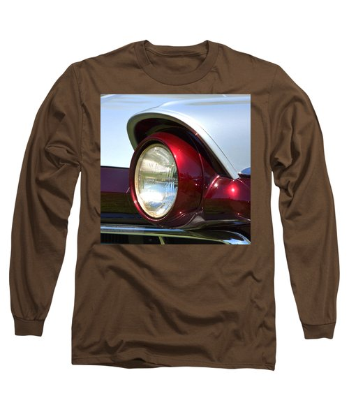 Ranch Wagon Headlight Long Sleeve T-Shirt