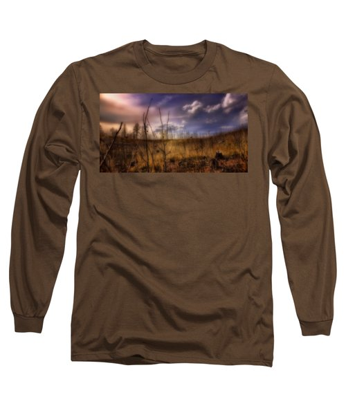 Long Sleeve T-Shirt featuring the photograph Recovery by Ellen Heaverlo