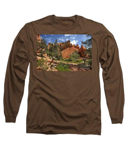 Red Canyon Long Sleeve T-Shirt