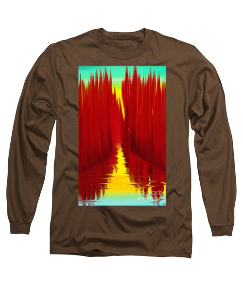 Red Reed River Long Sleeve T-Shirt