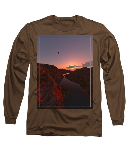 Red River... Long Sleeve T-Shirt