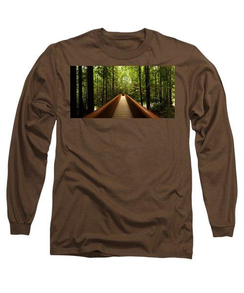Redwood Bridge Long Sleeve T-Shirt