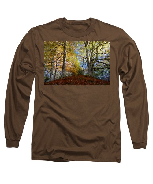 Reelig Forest  Long Sleeve T-Shirt