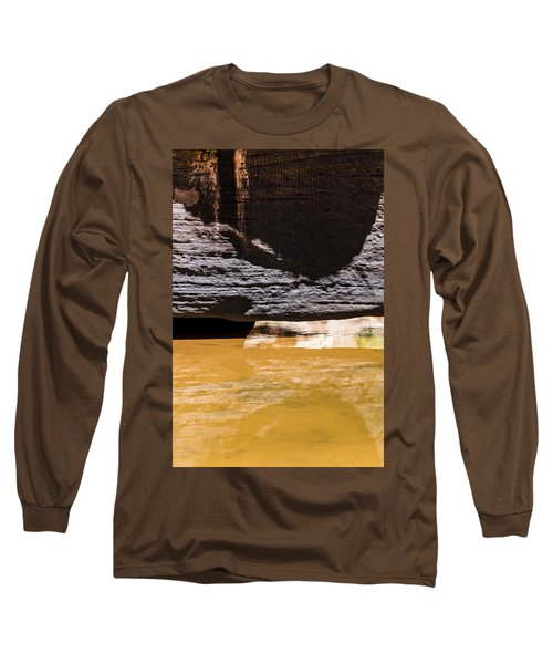 Reflected Formations Long Sleeve T-Shirt