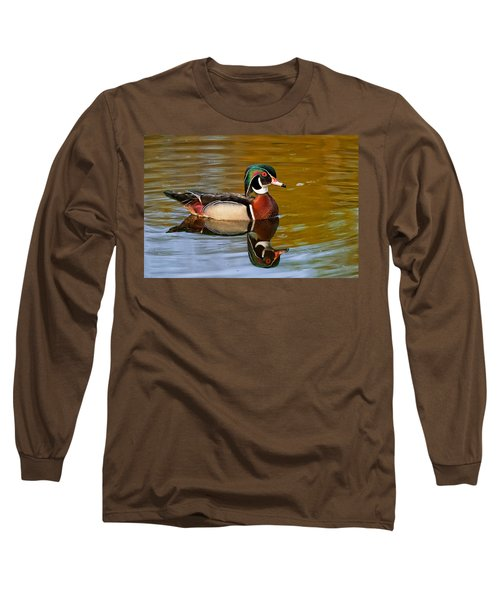 Reflecting Nature's Beauty Long Sleeve T-Shirt