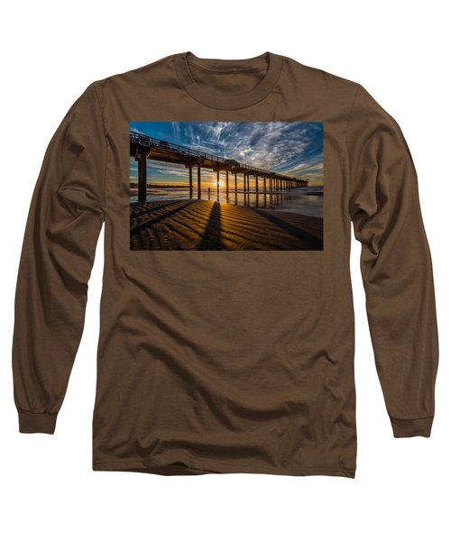 Reflection And Shadow Long Sleeve T-Shirt