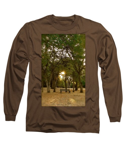 Reflection At Sunrise Long Sleeve T-Shirt