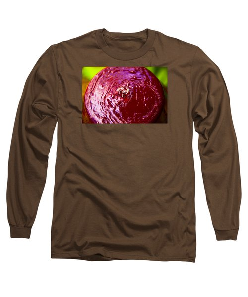 Long Sleeve T-Shirt featuring the photograph Reflection Time by Mez