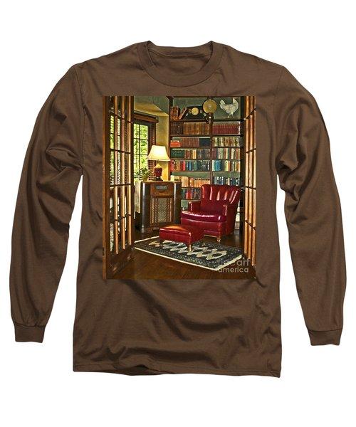Retreat Long Sleeve T-Shirt