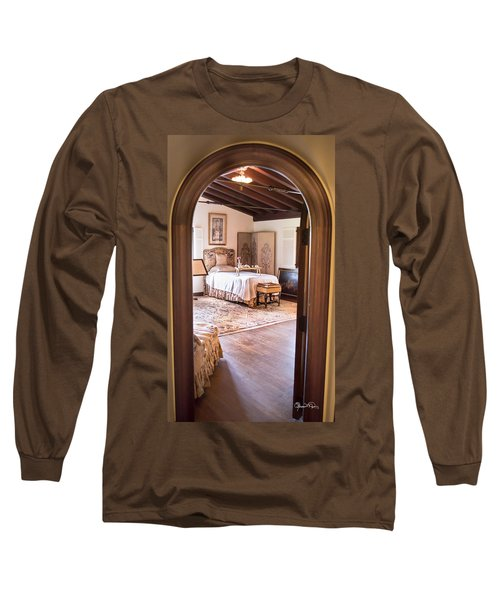 Retreat To The Past Long Sleeve T-Shirt