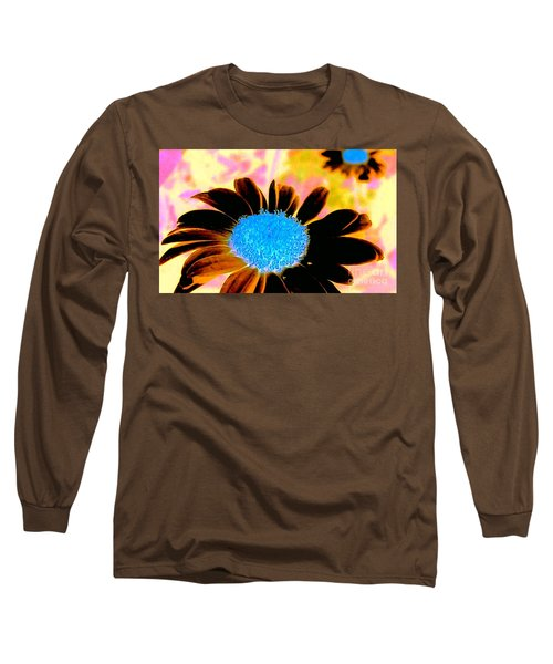 Retro Daisy Long Sleeve T-Shirt