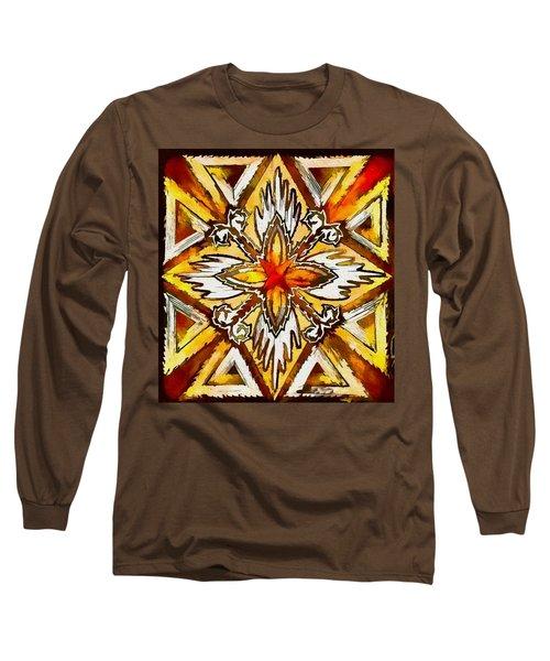 Return Long Sleeve T-Shirt by Kathy Bassett
