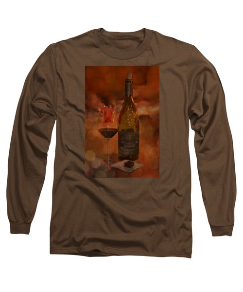 Rich And Luscious Long Sleeve T-Shirt by Carla Parris