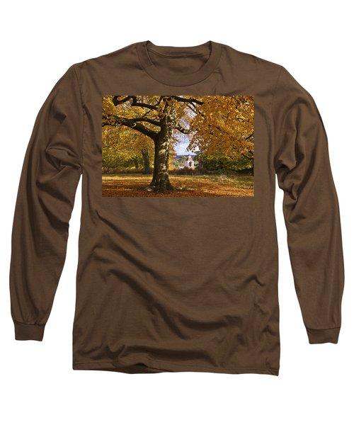 Richmond Autumn Long Sleeve T-Shirt by Maj Seda