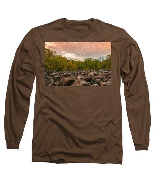 Ringing Rock Long Sleeve T-Shirt