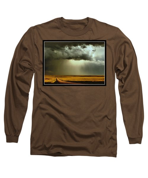 Road Into The Storm Long Sleeve T-Shirt