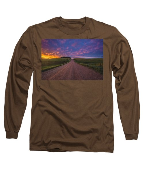 Road To Nowhere El Long Sleeve T-Shirt