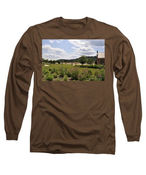 Long Sleeve T-Shirt featuring the photograph Road Trip 2012 #2 by Verana Stark