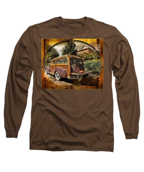 Roadside Picnic Long Sleeve T-Shirt