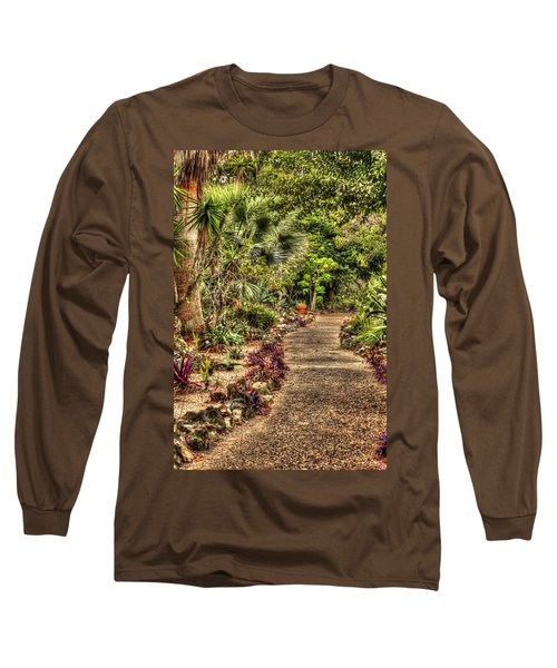 Rocks On Road Long Sleeve T-Shirt