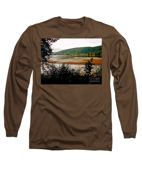 Rocky Point Port Moody Long Sleeve T-Shirt by Sher Nasser