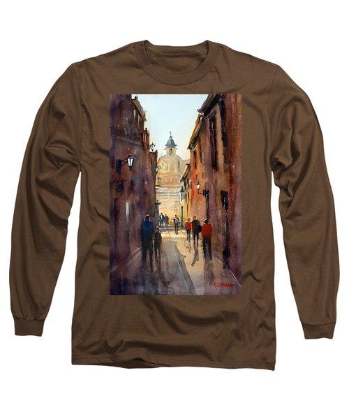 Rome Long Sleeve T-Shirt by Ryan Radke