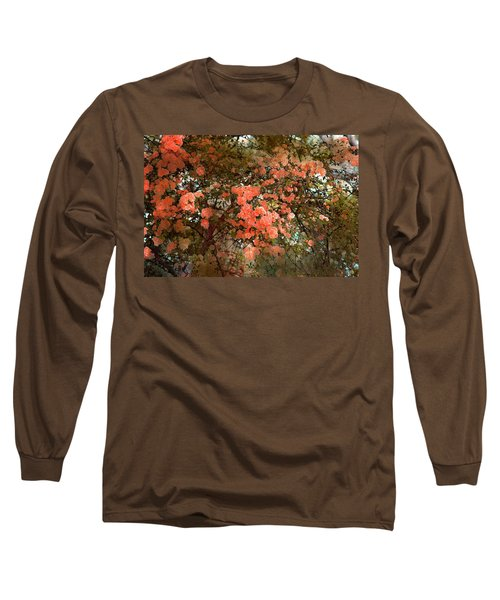 Rose 180 Long Sleeve T-Shirt
