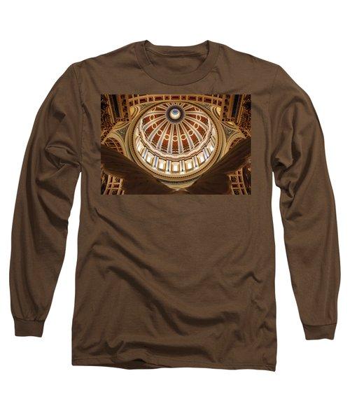 Rotunda Dome On Wings Long Sleeve T-Shirt