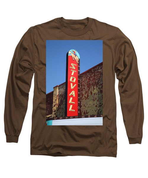 Route 66 - Stovall Theater Long Sleeve T-Shirt