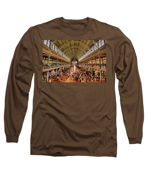 Royal Exhibition Building IIi Long Sleeve T-Shirt