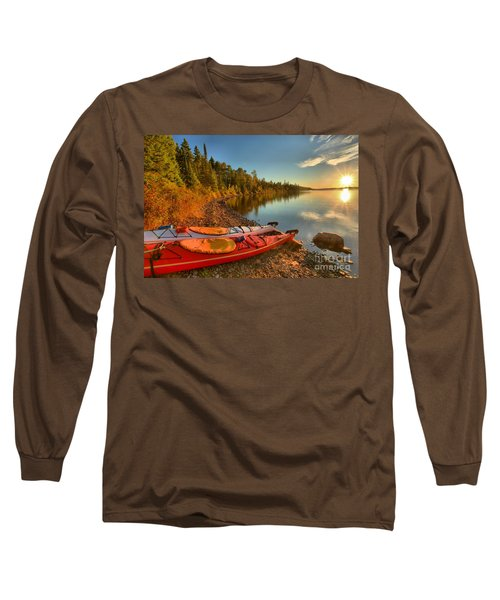 Royale Sunrise Long Sleeve T-Shirt