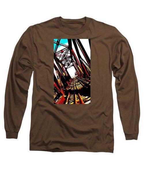 Rxr Bridge Polarized Long Sleeve T-Shirt