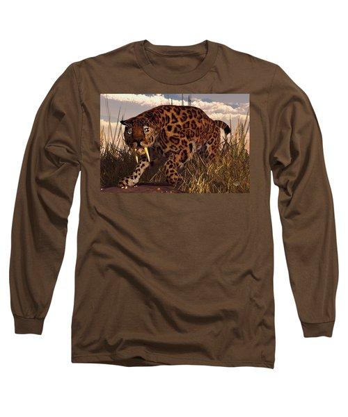 Sabertooth Long Sleeve T-Shirt
