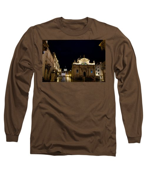 Saint Blaise Church - Dubrovnik Long Sleeve T-Shirt