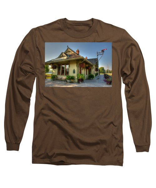 Saint Charles Station Long Sleeve T-Shirt