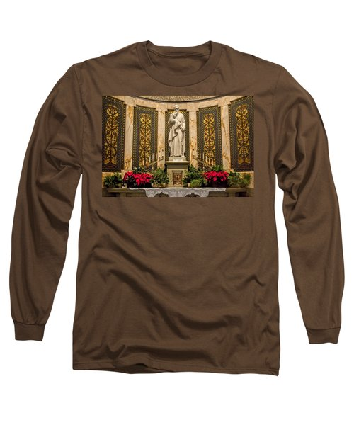 Saint Vincent Depaul Chapel Long Sleeve T-Shirt