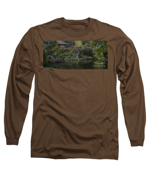 San Francisco Japanese Garden Long Sleeve T-Shirt