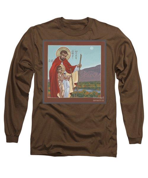 San Jose En El Rio Grande 268 Long Sleeve T-Shirt
