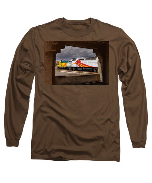 Santa Fe Train Long Sleeve T-Shirt