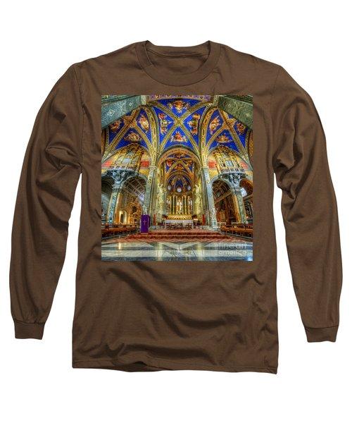 Santa Maria Sopra Minerva 2.0 Long Sleeve T-Shirt