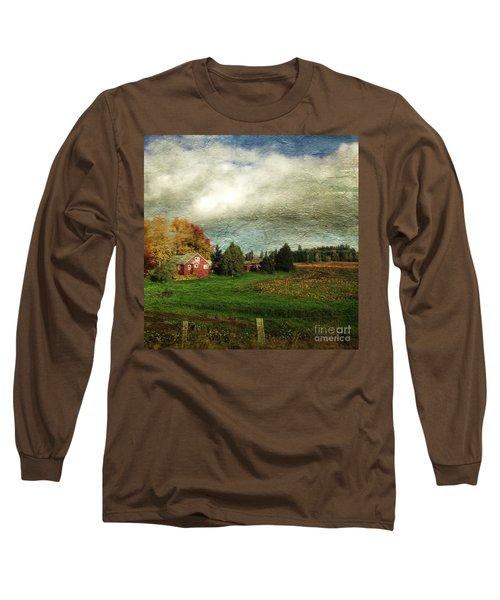 Sauvie Island Farm Long Sleeve T-Shirt