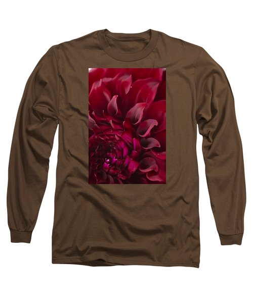 Scarlet Spiral Long Sleeve T-Shirt