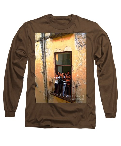 Schools Out Long Sleeve T-Shirt